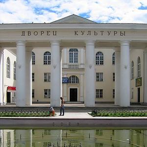 Дворцы и дома культуры Великого Устюга