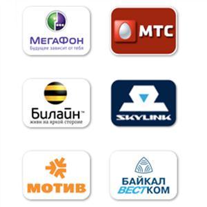 Операторы сотовой связи Великого Устюга