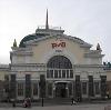 Железнодорожные вокзалы в Великом Устюге