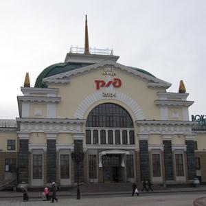 Железнодорожные вокзалы Великого Устюга